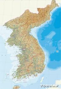 Vị trí địa lý Hàn Quốc