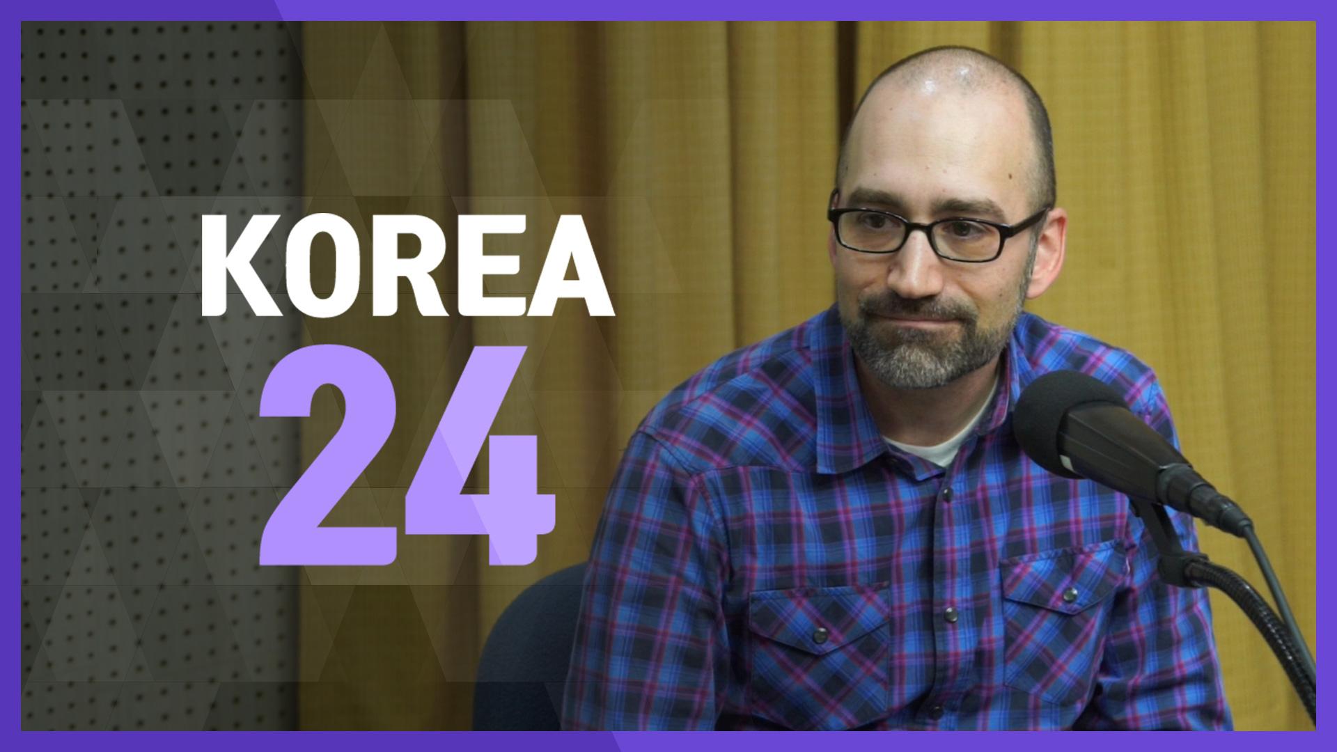 1st Foreign-born Korean Linguistics Professor Jeffrey Holliday