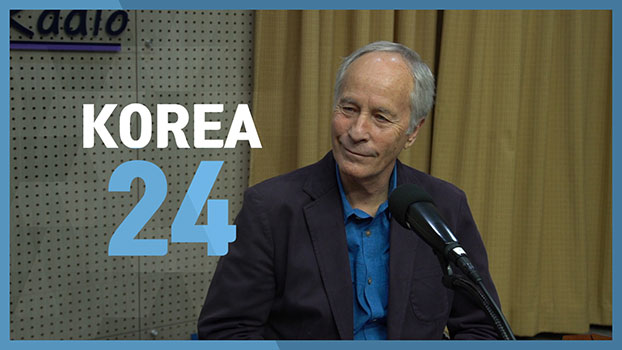 Richard Ford, 2018 Winner of the Pak Kyong Ni Prize