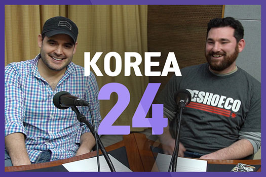 [Year-End Special] Chris Lipman and Josh Suarez, who organize charity events in Seoul