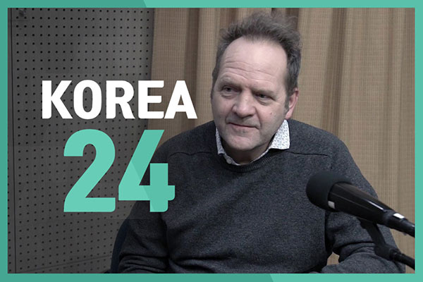 Nicholas Bonner, co-founder and director of Koryo Tours