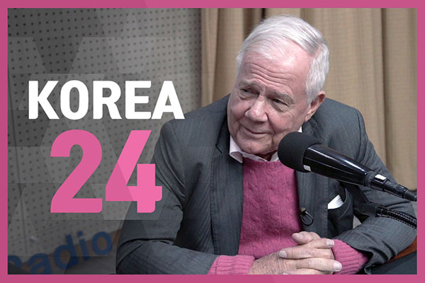 Legendary Investor Jim Rogers of Rogers Holdings