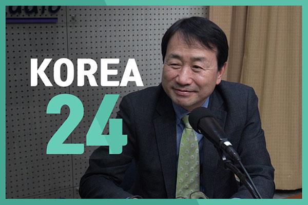 Ambassador Yeon-ho Choi, President of the Korea-Africa Foundation