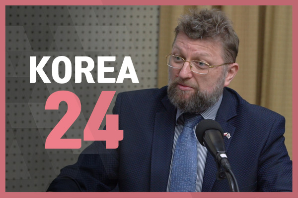 Polish Ambassador to South Korea Piotr Ostaszewski