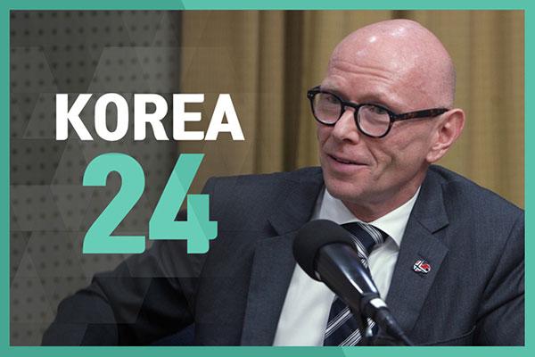Norwegian Ambassador to S. Korea, H.E. Frode Solberg