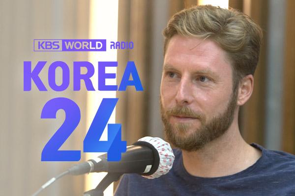 Korean liquor sommelier Dustin Wessa