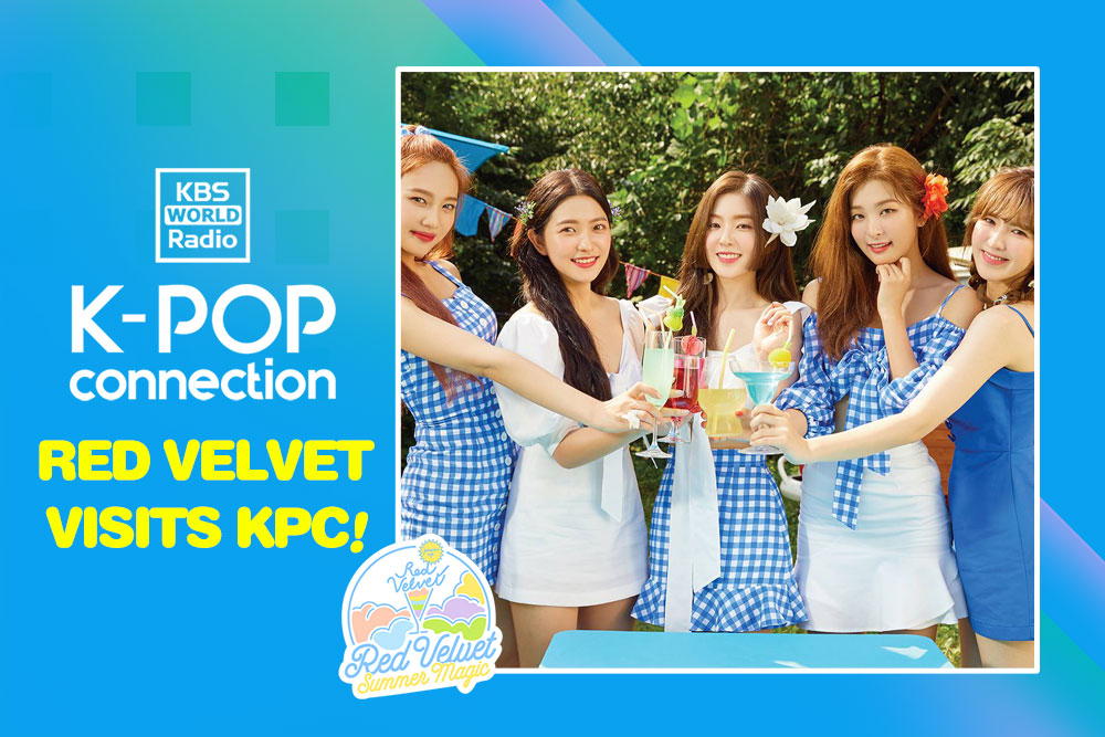 Red Velvet in the House!