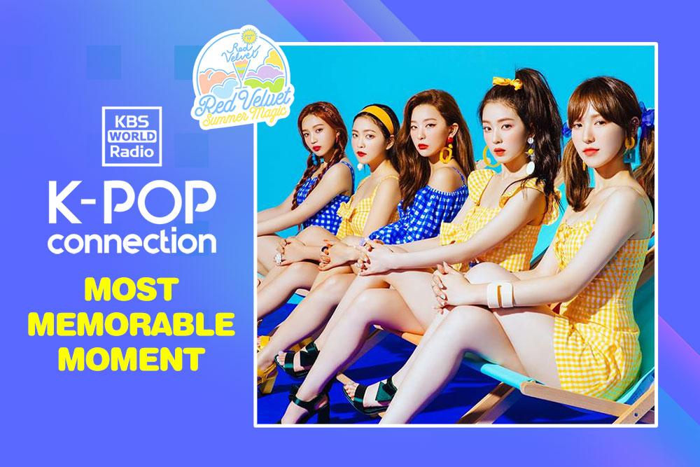 Red Velvet's Memorable Moment While Making