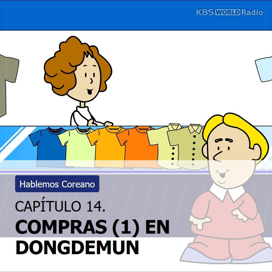 CAPÍTULO 14. COMPRAS (1) EN DONGDEMUN