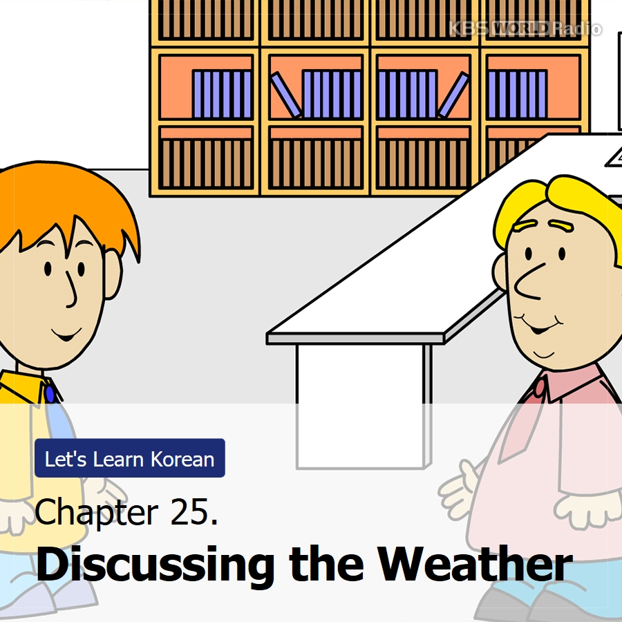 Chapter 25. Discussing the Weather