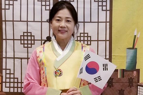 30년째 한국학교 봉사... 오정선미 재미한국학교협의회장