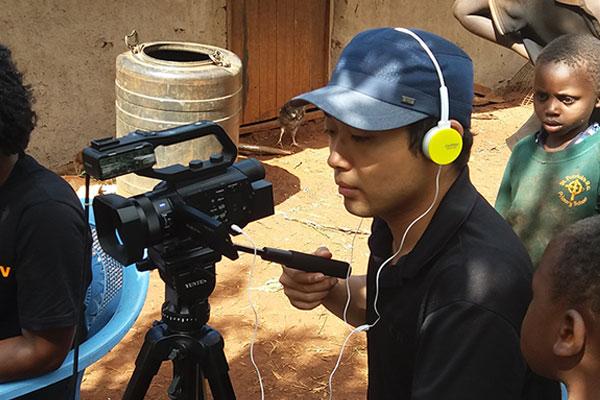 아프리카, 좋으니까.... 케냐 GBS-TV 송태진 프로듀서