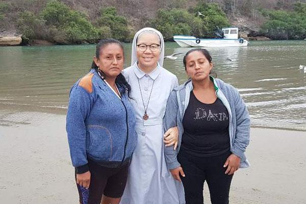 2019 대한민국 해외봉사상 국무총리상 수상자, 김옥 수녀 (에콰도르)