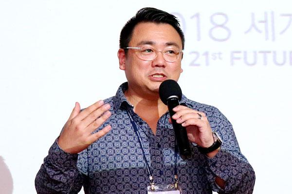 미얀마 한인 웹사이트 운영하는 전창준 대표