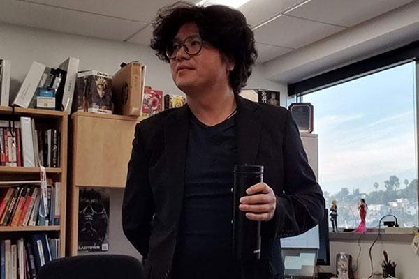 코로나19 예측모델 개발... 빅데이터 전문가, 우종욱 교수
