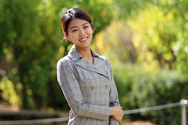 외국인에겐 한국어를, 장애인에겐 일자리를... 소셜벤처 대표 김현진