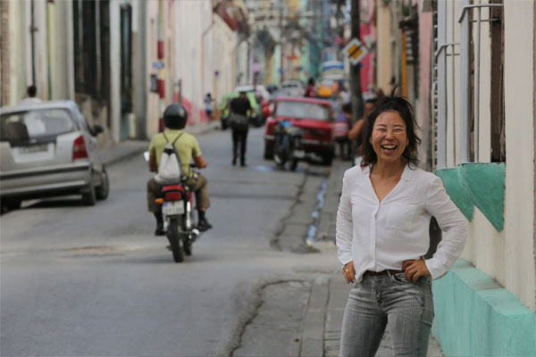 한국-쿠바 민간교류 앞장서는 정호현 감독
