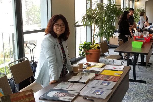 국제사회에 '위안부' 문제 알리는 재미 한인 활동가, 김현정 대표