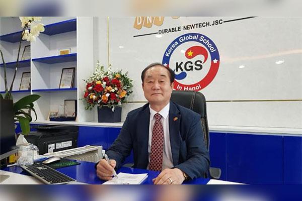 한국-베트남 교류 역사의 산 증인, 안경환 박사