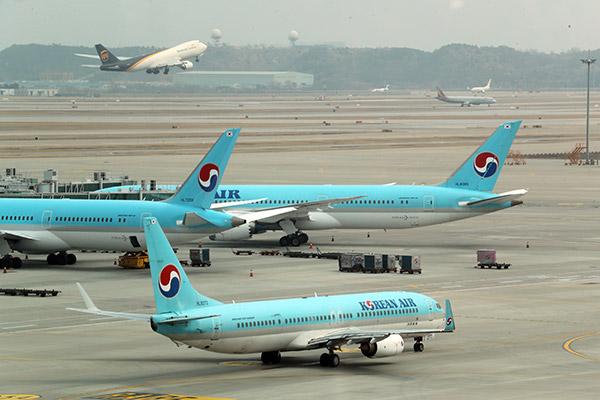 Turbulencias en las aerolíneas coreanas