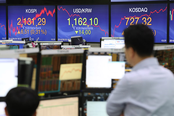 금리 인하 신호 보낸 6월 FOMC