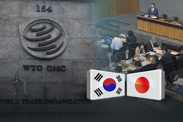 Seoul đưa vấn đề hạn chế xuất khẩu của Tokyo ra phiên họp của Đại hội đồng WTO