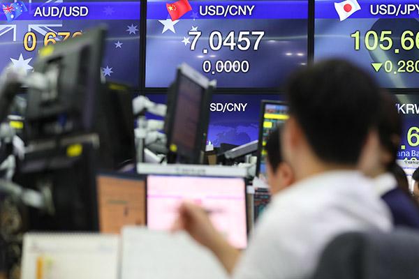 聚焦美中汇率战对韩国的影响