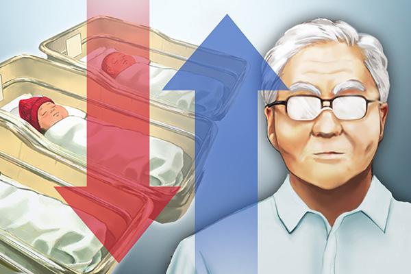 انزلاق الاقتصاد الكوري في النمو