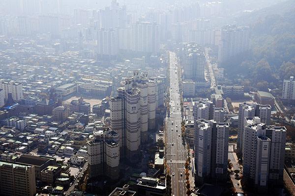 韩国房地产市场最新动态