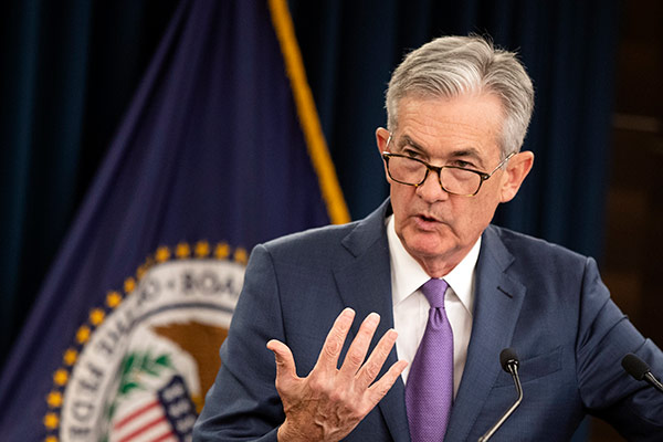 احتمالات تخفيض سعر الفائدة بنك الاحتياطي الفيدرالي الأمريكي