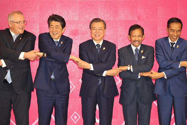 Asia-Pacífico crea el mayor bloque económico mundial