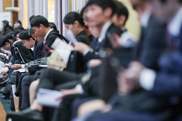 حالة التوظيف الكلية في كوريا