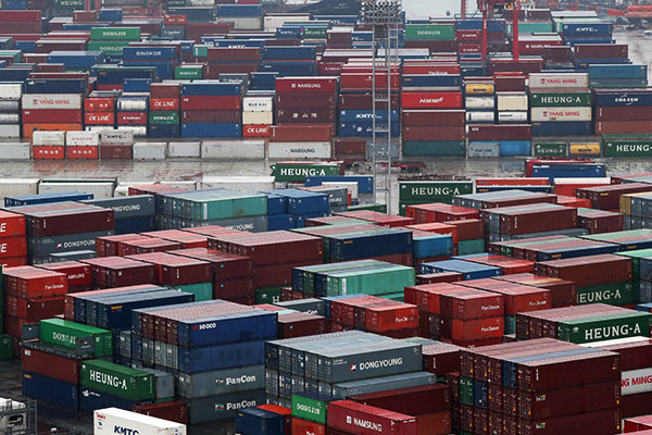 Xuất nhập khẩu của Hàn Quốc đạt 1.000 tỷ USD năm 2019