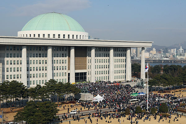 聚焦韩国明年度预算