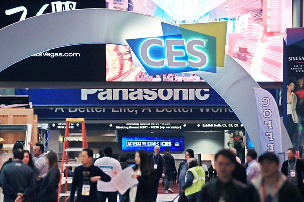 Die koreanischen Unternehmen bei der Technikmesse CES 2020