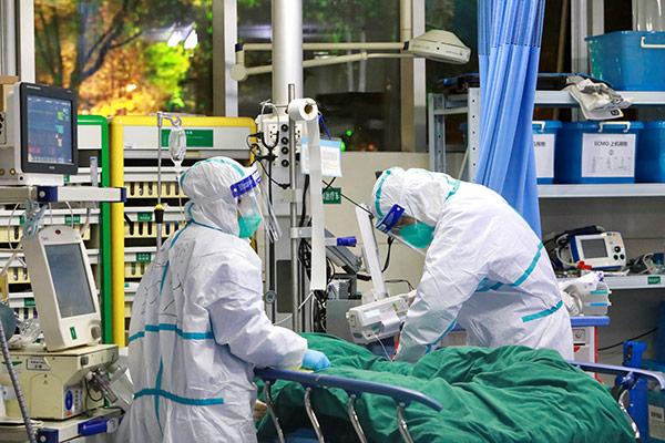 مشكلة تفشي فيروس كورونا