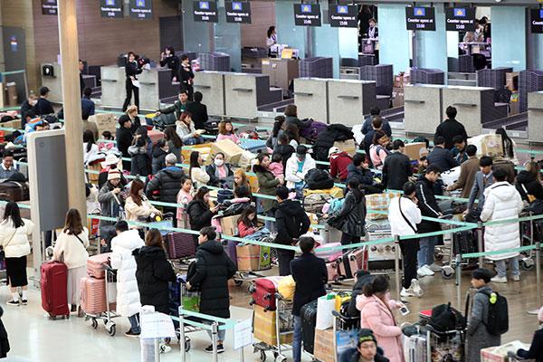 هدف الحكومة الكورية إلى جذب 20 مليون سائح من الخارج