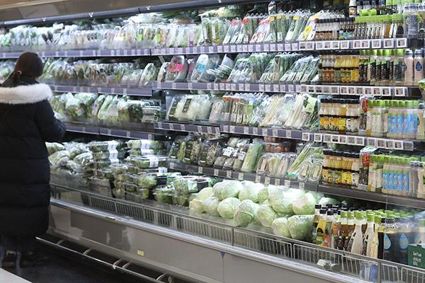 聚焦韩国消费者物价水平