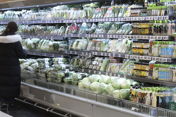 عودة نمو أسعار المستهلك إلى ما فوق 1% لأول مرة