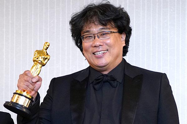 'Parásitos' arrasa en los Óscar