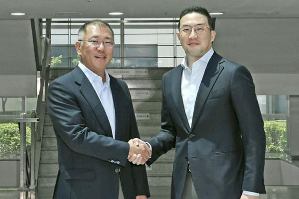 Ô tô Hyundai hướng tới thành lập liên minh kinh doanh pin K-battery