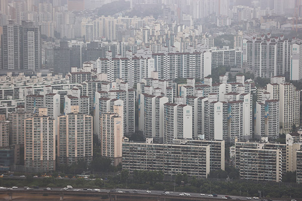 ارتفاع أسعار المساكن في سيول