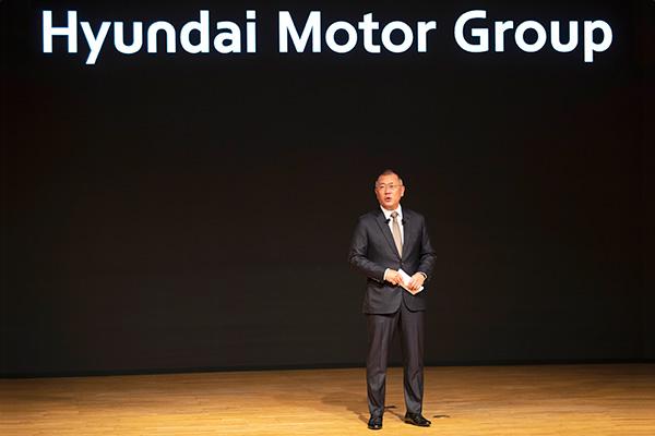 Ketua Baru Hyundai Motor Group, Chung Eui-sun