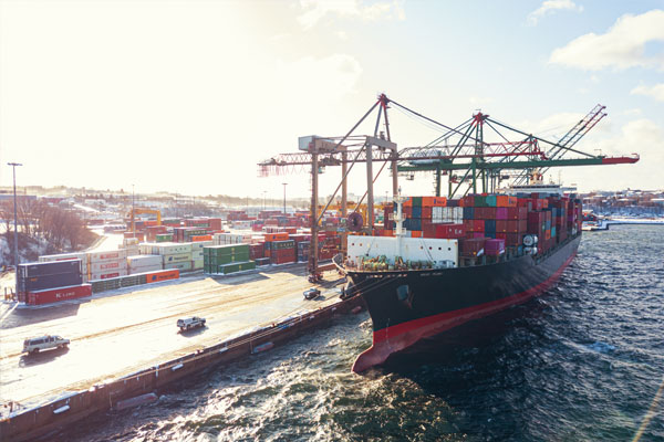 صناعة بناء السفن الكورية الجنوبية