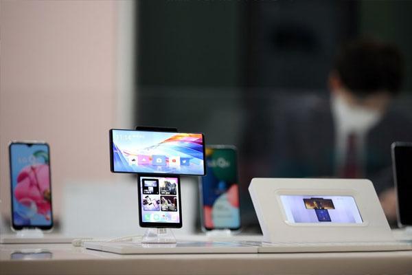 شركة إل جي للإلكترونيات وقف أعمالها في مجال الهواتف الذكية