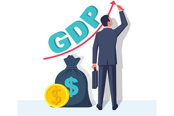 1-3月期の経済成長率が新型コロナ前の水準を回復