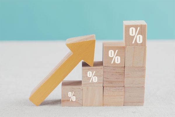Mayor subida de precios en tres años y ocho meses