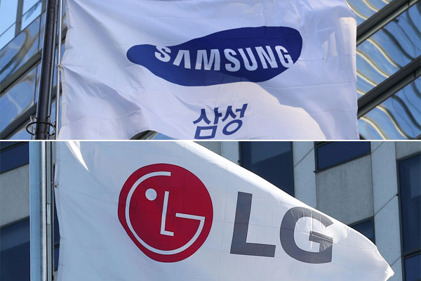 Южнокорейские электронные гиганты демонстрируют высокие показатели