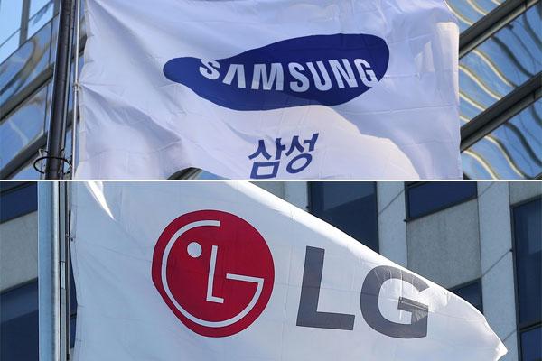 Samsung y LG superan previsiones en 2ºT