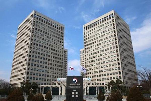 Place de la Corée du Sud à l'indice mondial de l'innovation